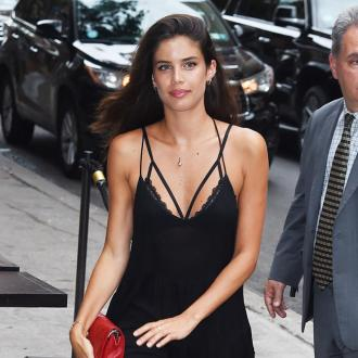 Sara Sampaio Wears 'So Much' Highlighter She Can Be Seen From Space