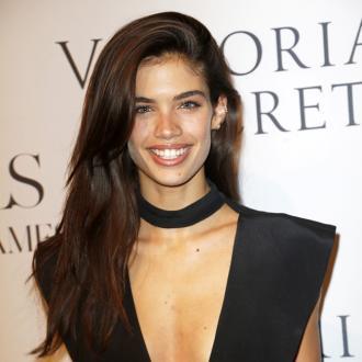 Sara Sampaio 'Loves' Her Body Despite Criticism