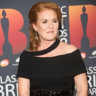 Sarah Ferguson cried at royal wedding