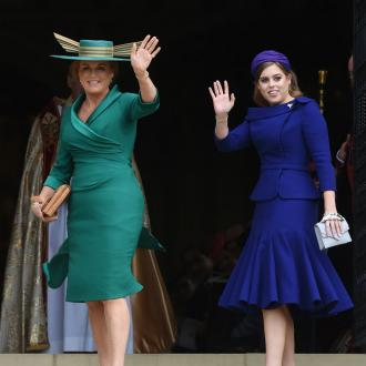 Sarah Ferguson felt 'proud' seeing Princess Eugenie show off scar