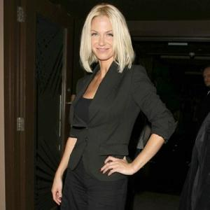 Sarah Harding Feels Comfortable With Fiance
