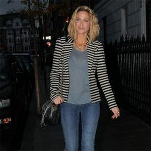 Sarah Harding Wants Dream Body