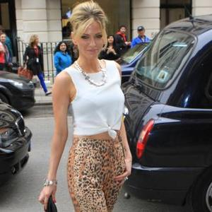 Sarah Harding Back With Tom Crane?