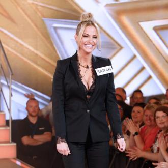 Sarah Harding Opens Up On 'Toxic' Relationship