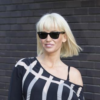 Sarah Harding meets with producers in LA