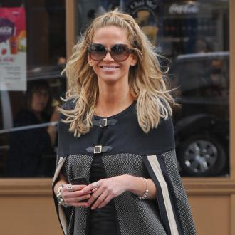 Sarah Harding Finds London Too 'Fast-paced'