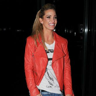 Sarah Harding Arrested For Using Phone While Driving