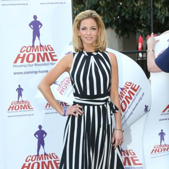 Sarah Harding Wants Us Film Career