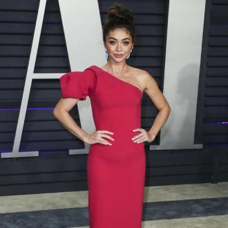 Sarah Hyland defends wearing Spanx to Oscars