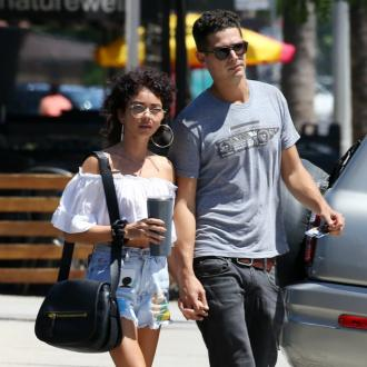 Sarah Hyland 'leans on' Wells Adams for support