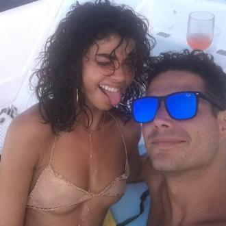 Sarah Hyland's first anniversary tribute to Wells Adams