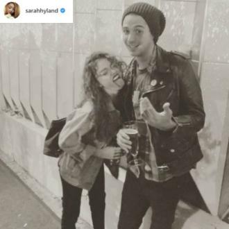 Sarah Hyland And Wells Adams Romance Confirmed