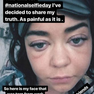 Sarah Hyland is discharged from hospital