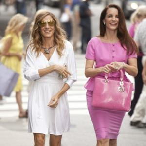 Sarah Jessica Parker's New York Framing