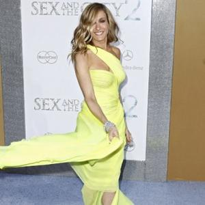 Sarah Jessica Parker Wanted Blond Jeans
