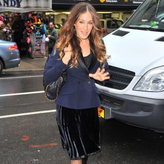 Sarah Jessica Parker Has No Style Rules