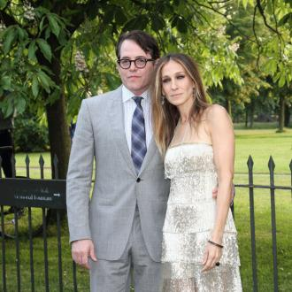 Sarah Jessica Parker and Matthew Broderick don't discuss work at home