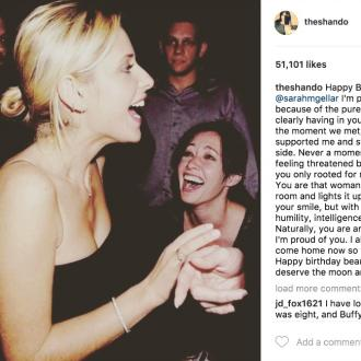 Shannen Doherty posts tribute to Sarah Michelle Gellar on her birthday