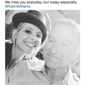 Sarah Michelle Gellar remembers Robin Williams
