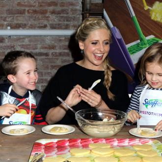Sarah Michelle Gellar: My kids take after me