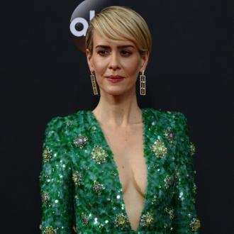 Sarah Paulson won't watch her performances