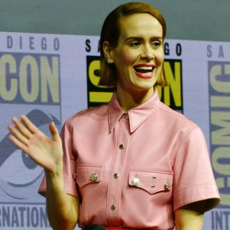 Sarah Paulson had 'swear-off' with Samuel L Jackson
