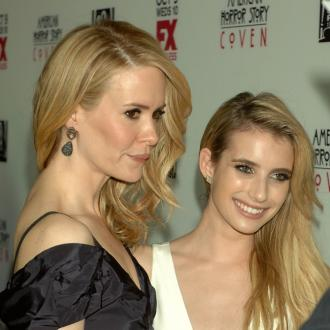 Emma Roberts wishes she had charged Sarah Paulson more for house