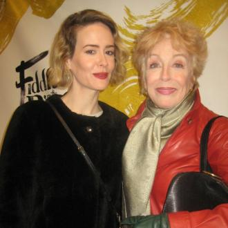 Sarah Paulson And Holland Taylor's Twitter Romance