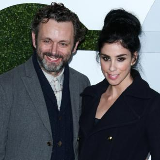 Michael Sheen's snoring keeps Sarah Silverman up
