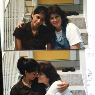 Sarah Silverman pays tribute to late mother