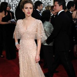 Scarlett Johansson Takes Penn To Wedding
