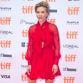 Scarlett Johansson Pleased By 'Female Energy' On Set