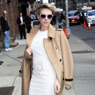 Scarlett Johansson's working parent struggle