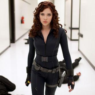 Scarlett Johansson Claims Avengers Role Is Not Sexy, Despite Catsuit