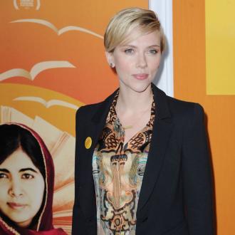Scarlett Johansson reveals her celeb crush