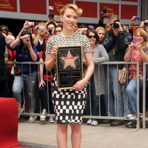 Scarlett Johansson: I've Finally 'Made It'