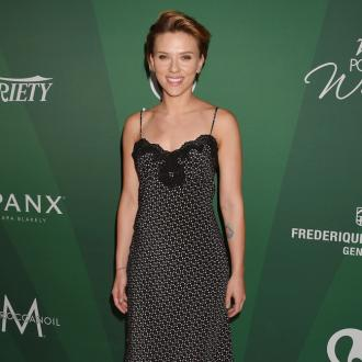 Scarlett Johansson Celebrates Her Birthday With Colin Jost