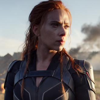 Scarlett Johansson shares Black Widow clip during MTV Movie & TV Awards