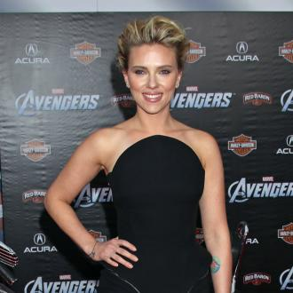 Scarlett Johansson Is A Enjoying Mystery Romance