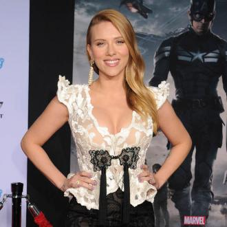 Scarlett Johansson Jokes Baby Is Starstruck