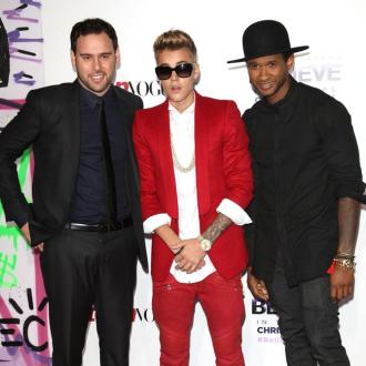 Usher has 'nothing to do with Justin Bieber's private parts'