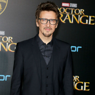 Scott Derrickson directing Black Phone