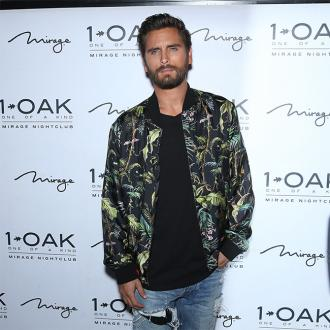Scott Disick Staying Sober Around Kids