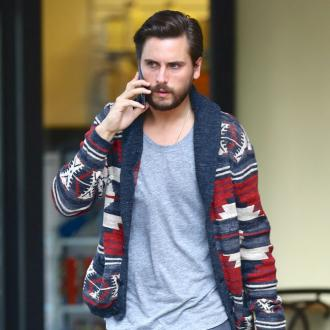Scott Disick on good terms with Kourtney Kardashian