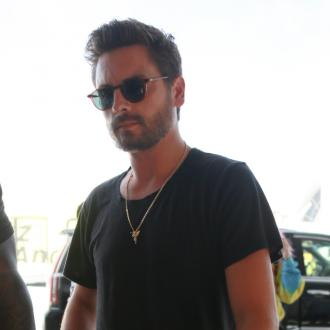 Scott Disick and Sofia Richie hang out together