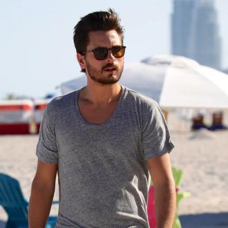 Scott Disick Won't Drink Alcohol Until After Birth