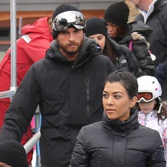 Kourtney Kardashian hopes kids can help Scott Disick