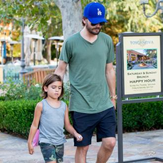 Scott Disick Working Hard To Bond With His Kids