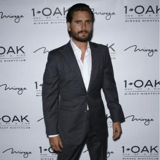 Scott Disick Spotted Kissing Woman