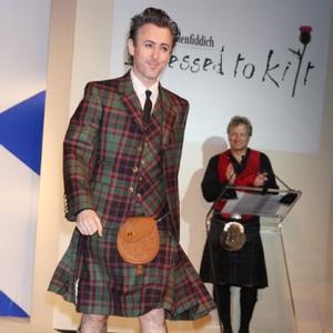 Kilt Named Favourite Traditional Item